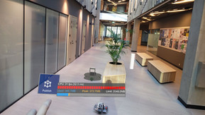 Augmented Reality and Human-Robot collaboration