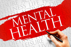 mental health and addictions