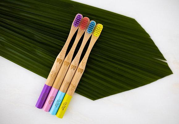 Dr. Bob Bamboo Toothbrush