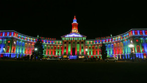 Denver in Lights