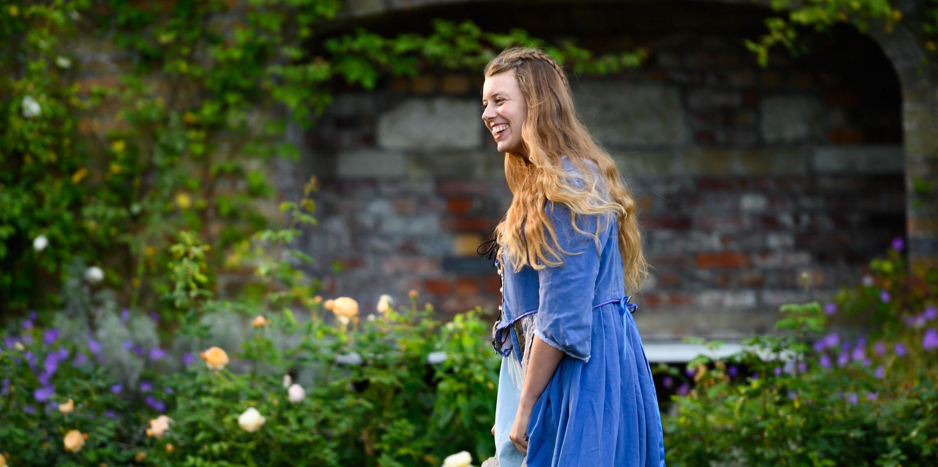 Christabel Clark in Romeo and Juliet