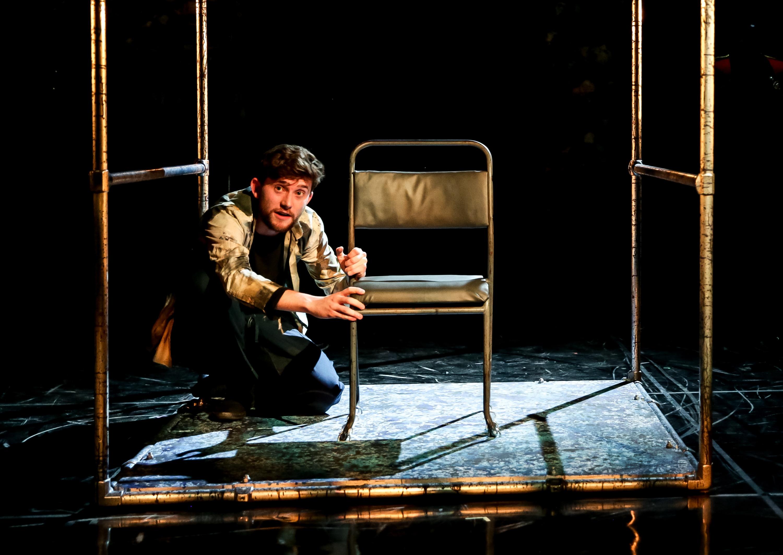 Ashley Hodgson in Dreaming Life at the Corbett Theatre