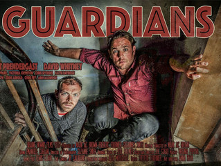 David Whitney in 'Guardians' premieres at Cannes