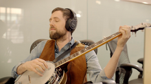 Adam Bellamy rocks the Banjo with Panasonic