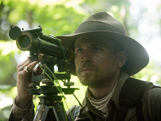 Adam Bellamy in The Lost City of Z closes The New York Film Festival 2016