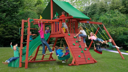 Russet Ridge w/ Monkey Bars $2,099