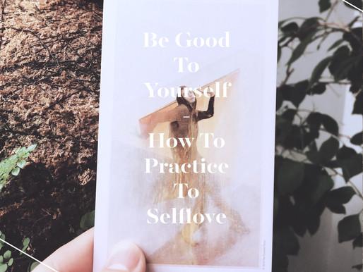 #自愛練習——「接受你的王國」
