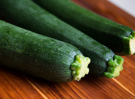 Veggie of the Week: Zucchini