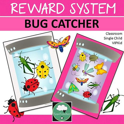 Reward System BUG CATCHER Whole Class Single Student Incentives