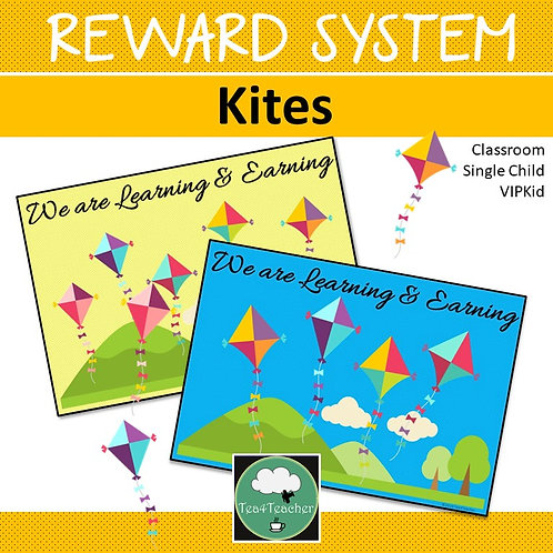 Class Reward System KITES Classroom Management Token System