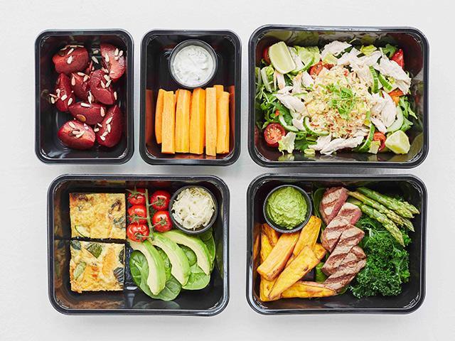 Follow Up & New Meal Plan
