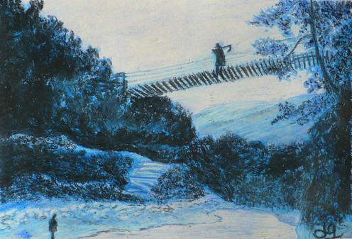 Riverbank Bridge