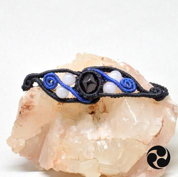 Spiraled Garnet