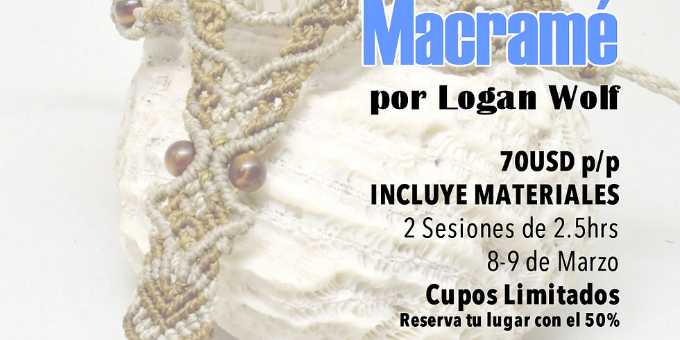 Basic Macramé Workshop Santiago