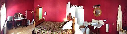Panorámica de la Fragancia, una habitación del Festí dels Sentits