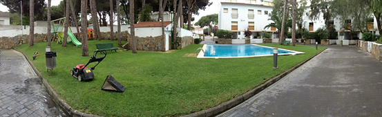 Jardinería profesional Castelldefels. Especialistas en Mantenimiento de espacios verdes. Profesionales para su jardín.