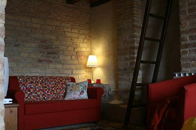 Interior del Canto. Una habitación ideal para disfrutar de un Hotel Rural exquisito