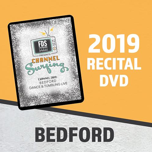 FDS 2019 Recital DVD - BEDFORD