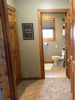 Rooms Shared bath