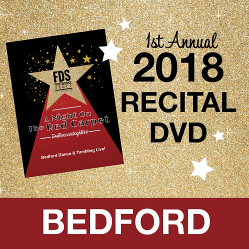 FDS 2018 Recital DVD - BEDFORD