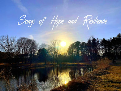 Songs of Hope and Resilience_Grace image