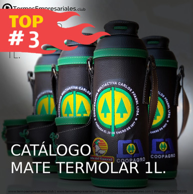 Mate Termolar 1L