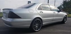 Mercedes Benz S430