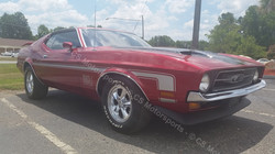 1972 Ford Mustang Mach1