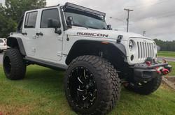 Jeep Wrangler Rubicon LIFT KIT
