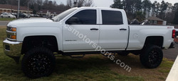 Chevy Silverado 2500 HD Z71