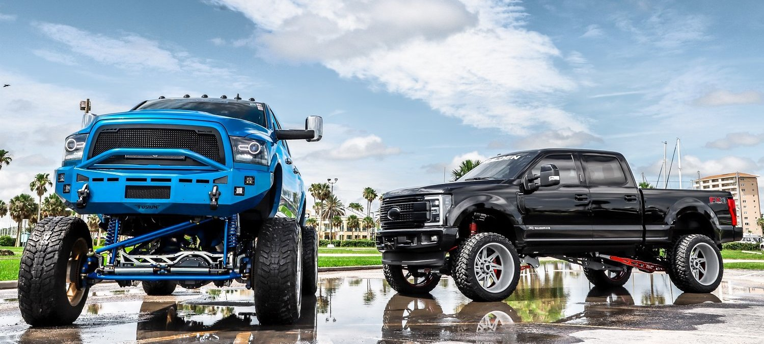 Gear Alloy F72 FORGED Super Duty