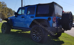 2015 Jeep Wrangler Unlimited Sport6