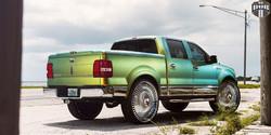 S777 BELLAGIO Chrome 32x9 - Ford F-150