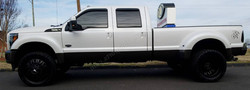 20147 Ford F-350 King Ranch