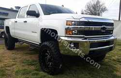 Chevy Silverado 2500 HD Z71 (971)