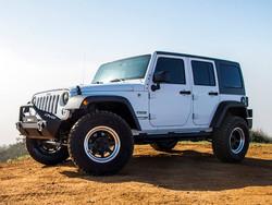 Gear Alloy 749MB TREK Jeep Wrangler