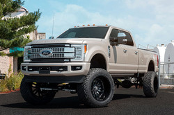 Fuel D596 SLEDGE Ford F-250 SD