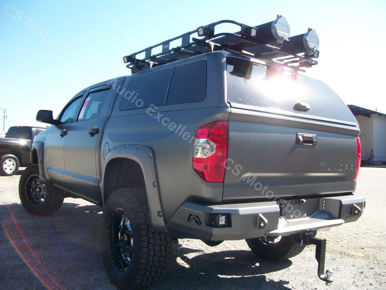 Rod Pod /w Surco Roof Rack