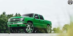 X69 Chrome 32in - Chevy Silverado 1500