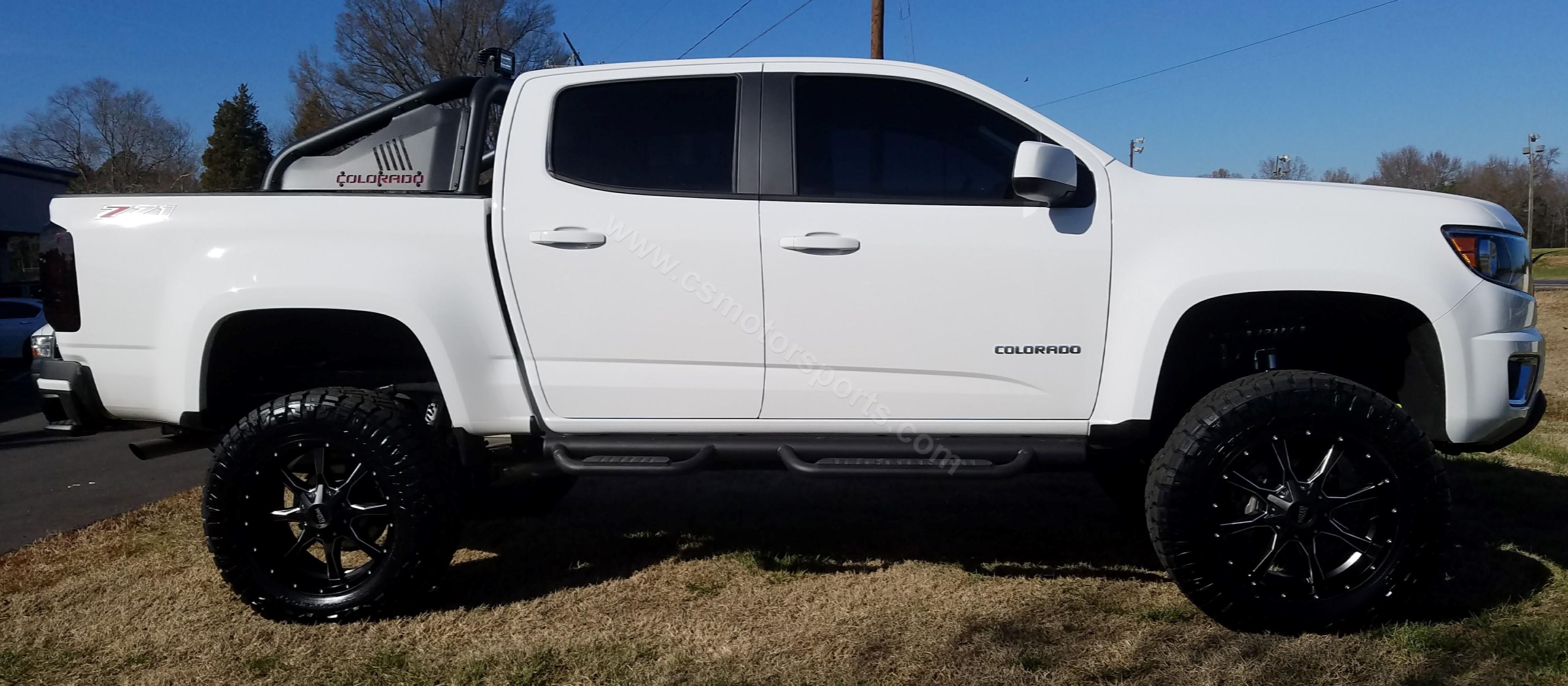 2017 Chevy Colorado