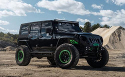 FUEL D579 VECTOR jeep wrangler