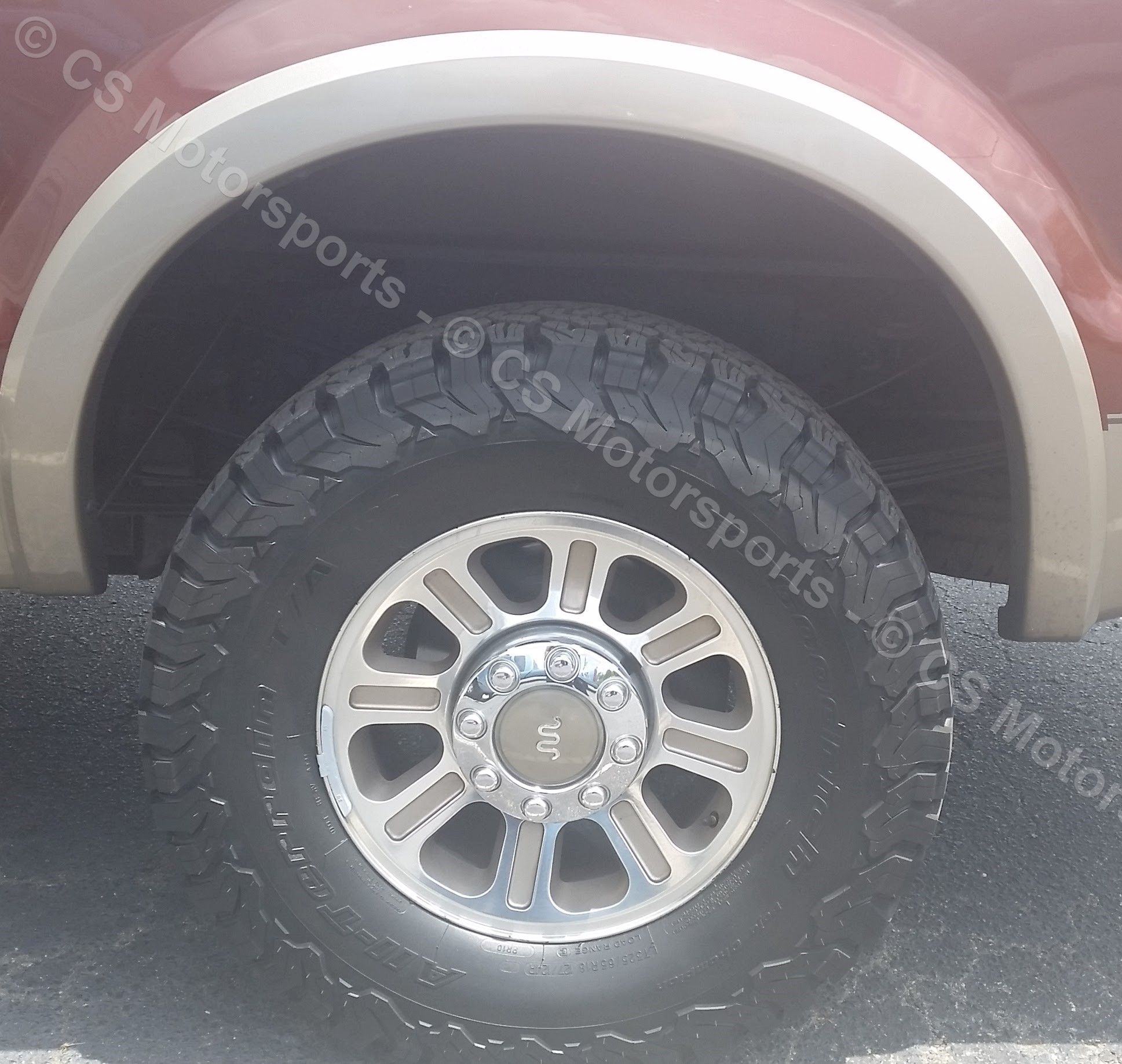 2005 Ford F-250 King Ranch (899)