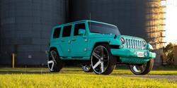 S115 BALLER Chrome - Jeep Wrangler