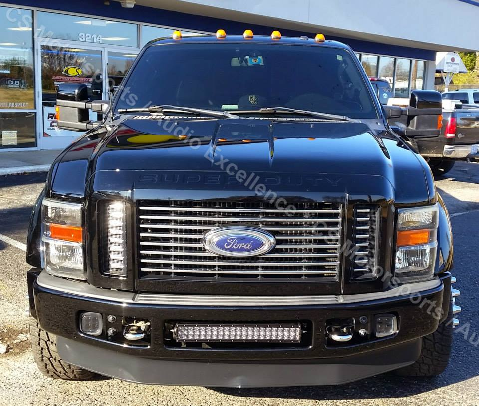 2009 Ford F-450 Diesel (869)