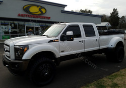 2017 Ford F350 King Ranch