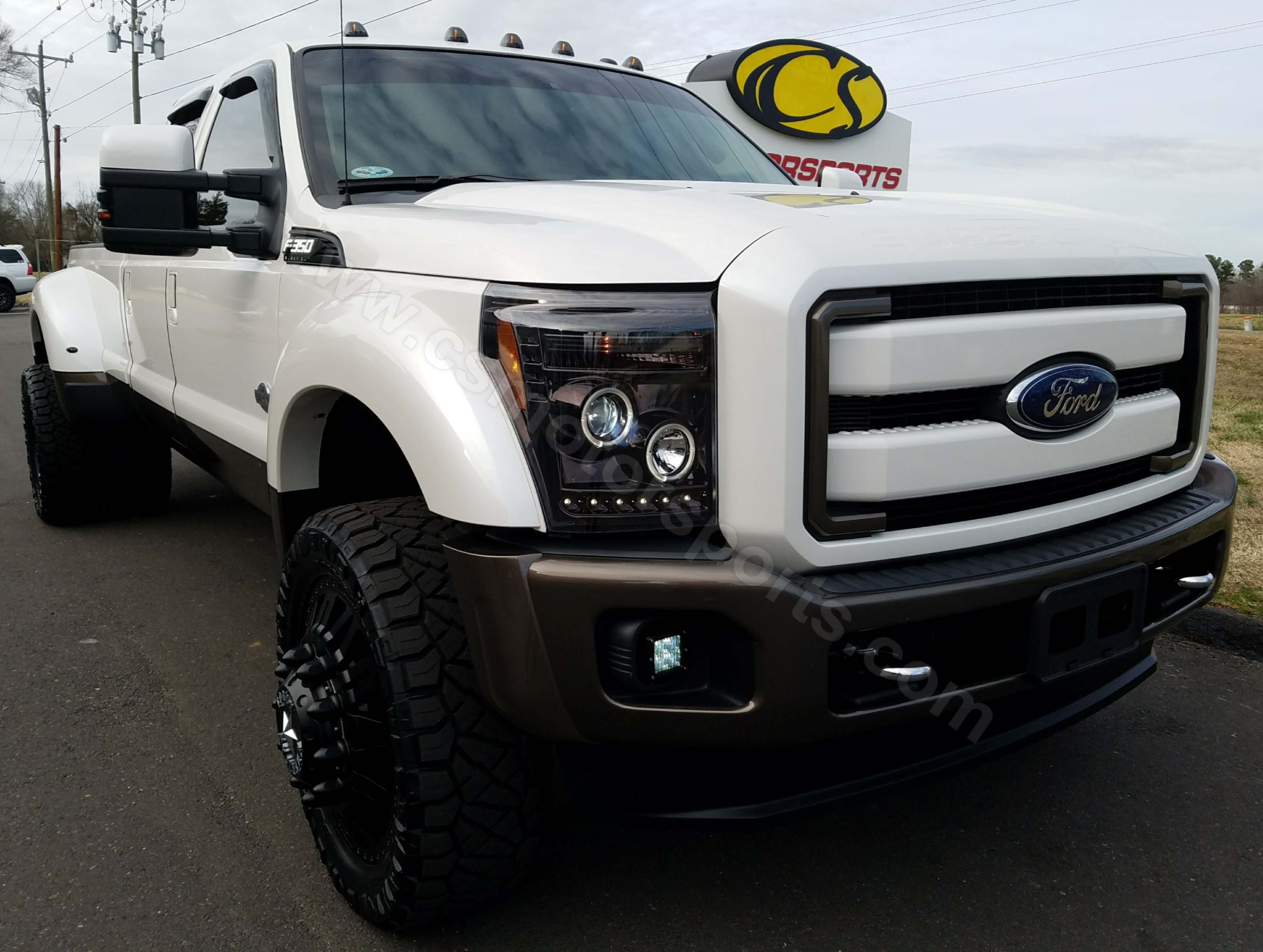 2017 Ford F350 King Ranch (944)
