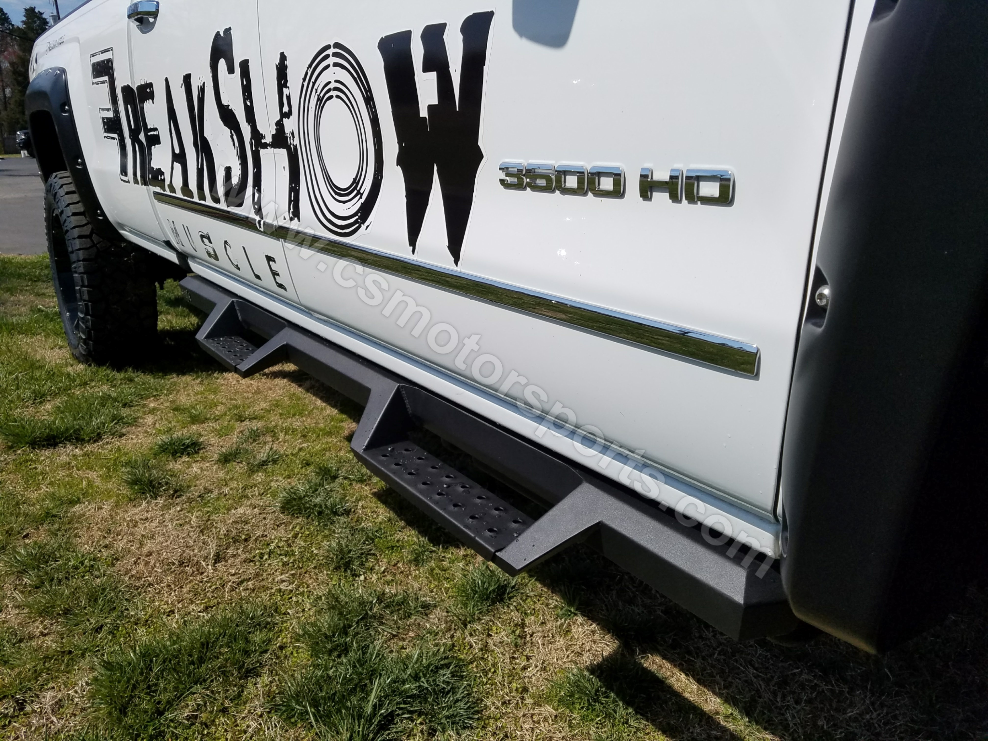 2016 Chevy Silverado 3500 LTZ (951)