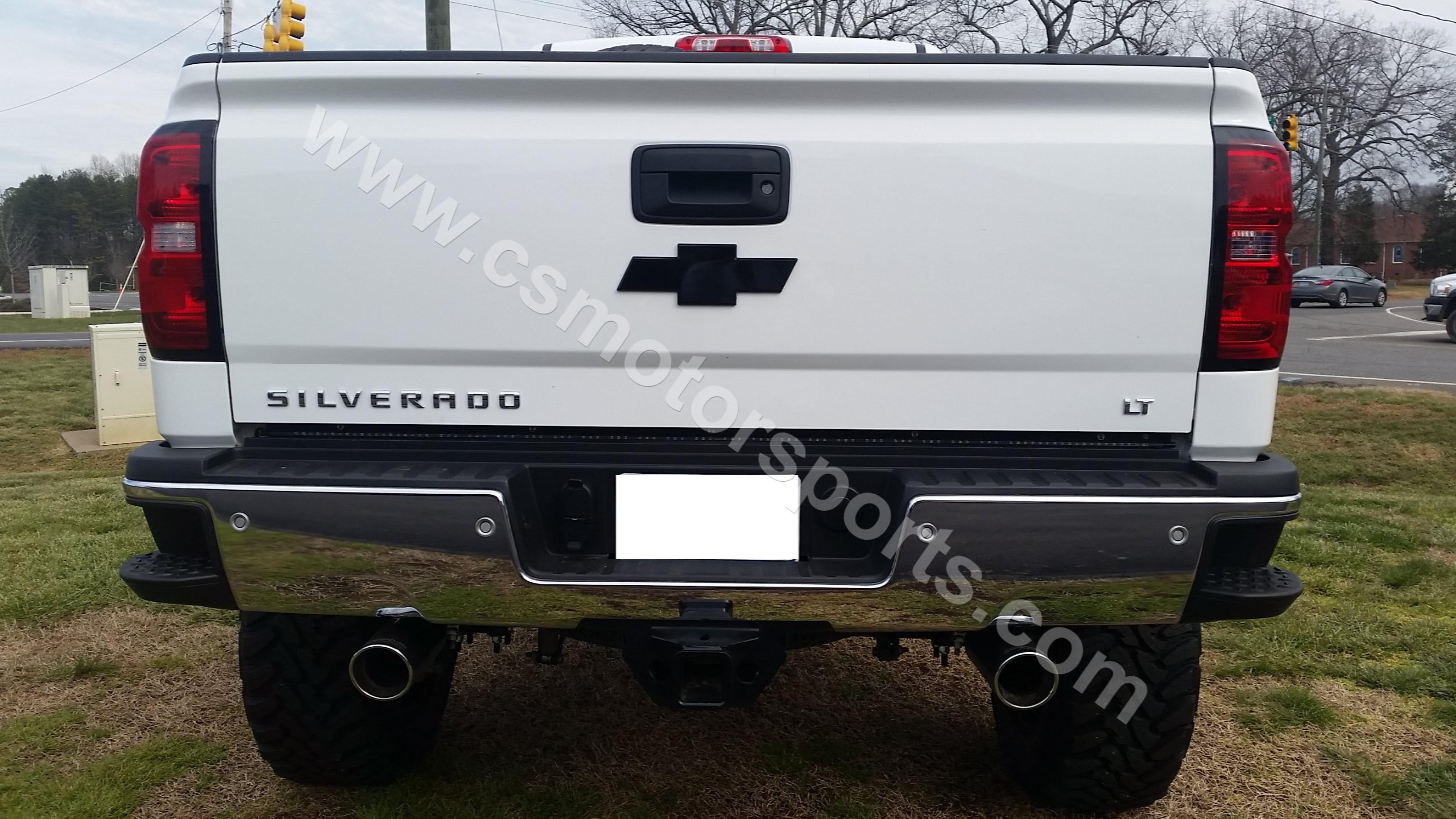 Chevy Silverado 2500 HD Z71
