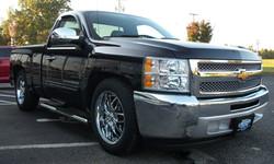 2012 Chevy Silverado LEVELED