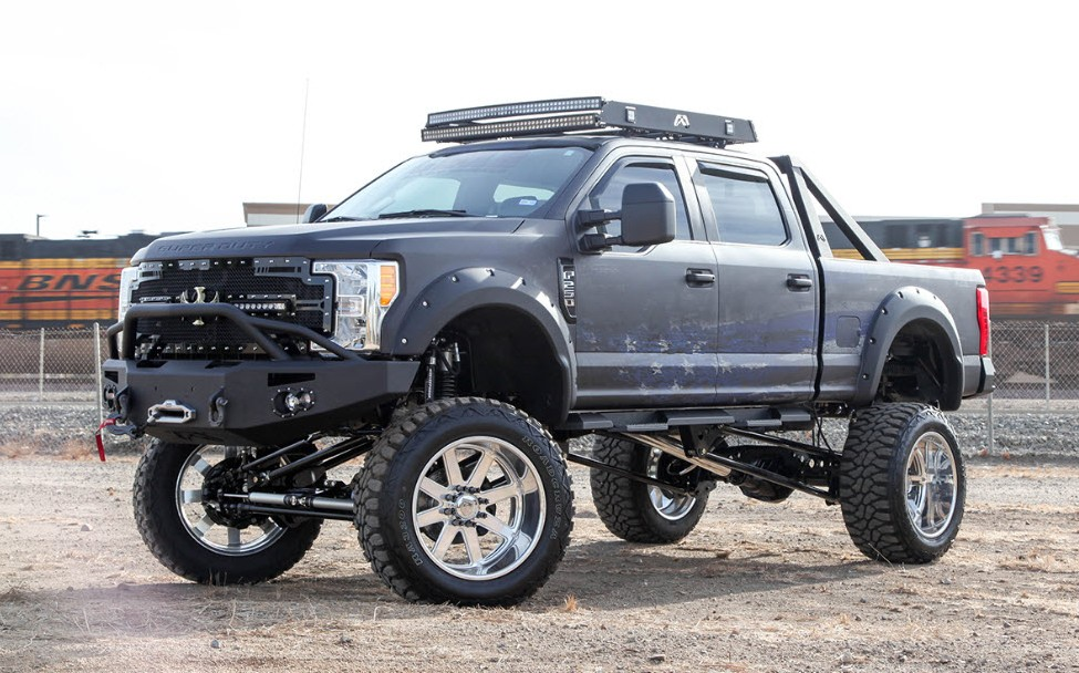 Gear Alloy F70 FORGED Ford F250